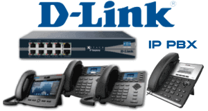 dlink office telephone system